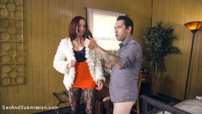 Photo number 8 from Heart of a Whore shot for Sex And Submission on Kink.com. Featuring Maci May and Tommy Pistol in hardcore BDSM & Fetish porn.