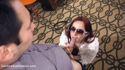Photo number 4 from Heart of a Whore shot for Sex And Submission on Kink.com. Featuring Maci May and Tommy Pistol in hardcore BDSM & Fetish porn.