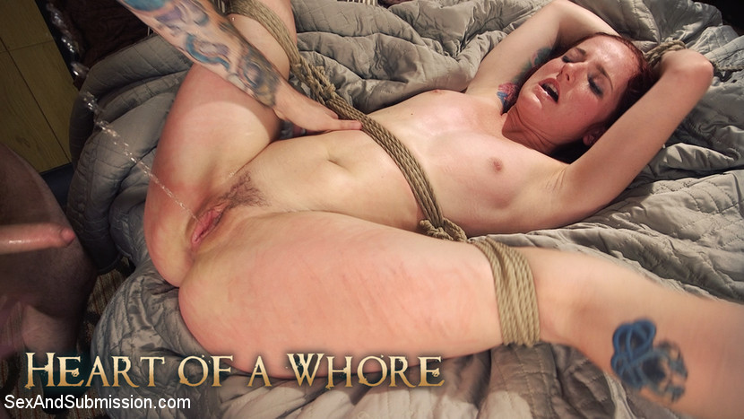 SexAndSubmission - Heart of a Whore