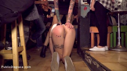 Photo number 6 from Perky Teen Alexa Nasha is Fucked in front of a Chanting Crowd - Part 2 shot for Public Disgrace on Kink.com. Featuring Steve Holmes, Silvia Rubi, Juan Lucho and Alexa Nasha in hardcore BDSM & Fetish porn.