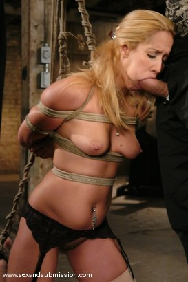 Photo number 5 from Isis Love and Ben English shot for Sex And Submission on Kink.com. Featuring Isis Love and Ben English in hardcore BDSM & Fetish porn.