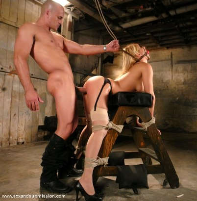 Photo number 9 from Isis Love and Ben English shot for Sex And Submission on Kink.com. Featuring Isis Love and Ben English in hardcore BDSM & Fetish porn.