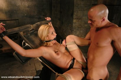 Photo number 14 from Isis Love and Ben English shot for Sex And Submission on Kink.com. Featuring Isis Love and Ben English in hardcore BDSM & Fetish porn.
