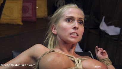 Photo number 21 from The Anal Audit shot for Sex And Submission on Kink.com. Featuring Christie Stevens and Xander Corvus in hardcore BDSM & Fetish porn.