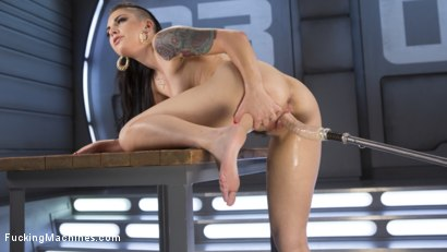 Photo number 5 from So Much ANAL That She Squirts!! shot for Fucking Machines on Kink.com. Featuring Rachael Madori in hardcore BDSM & Fetish porn.