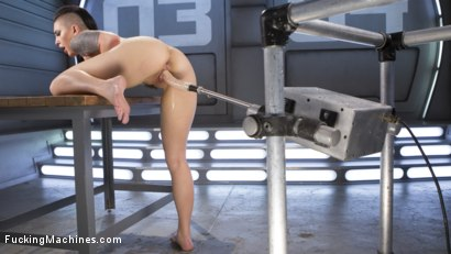 Photo number 10 from So Much ANAL That She Squirts!! shot for Fucking Machines on Kink.com. Featuring Rachael Madori in hardcore BDSM & Fetish porn.