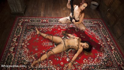 Photo number 5 from Mistress Bella's New Toy shot for Whipped Ass on Kink.com. Featuring Bella Rossi and Cali Confidential in hardcore BDSM & Fetish porn.