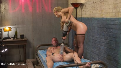 Photo number 9 from Welcome to The Hotel Divine. shot for Divine Bitches on Kink.com. Featuring D. Arclyte, Cherie DeVille and Will Havoc in hardcore BDSM & Fetish porn.