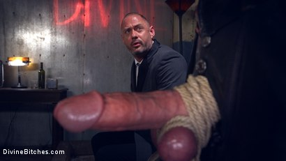 Photo number 2 from Welcome to The Hotel Divine. shot for Divine Bitches on Kink.com. Featuring D. Arclyte, Cherie DeVille and Will Havoc in hardcore BDSM & Fetish porn.