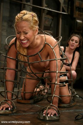 Photo number 8 from Isis Love shot for Wired Pussy on Kink.com. Featuring Isis Love in hardcore BDSM & Fetish porn.