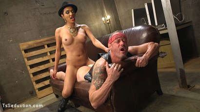 Photo number 9 from TS Boss Bitch shot for TS Seduction on Kink.com. Featuring Jessica Fox and D. Arclyte in hardcore BDSM & Fetish porn.