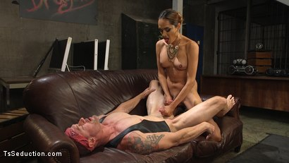 Photo number 11 from TS Boss Bitch shot for TS Seduction on Kink.com. Featuring Jessica Fox and D. Arclyte in hardcore BDSM & Fetish porn.