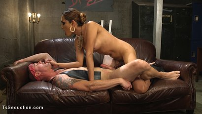 Photo number 14 from TS Boss Bitch shot for TS Seduction on Kink.com. Featuring Jessica Fox and D. Arclyte in hardcore BDSM & Fetish porn.