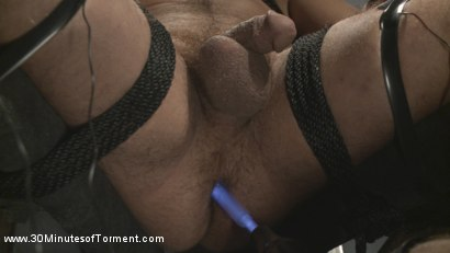 Photo number 12 from Straight Hunk - Solid Muscle - Mercilessly Beaten and Made to Cum shot for 30 Minutes of Torment on Kink.com. Featuring Jordan Boss in hardcore BDSM & Fetish porn.