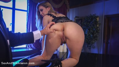 Photo number 4 from The Pianist shot for Sex And Submission on Kink.com. Featuring Lyra Law and Derrick Pierce in hardcore BDSM & Fetish porn.