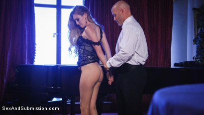 Photo number 6 from The Pianist shot for Sex And Submission on Kink.com. Featuring Lyra Law and Derrick Pierce in hardcore BDSM & Fetish porn.