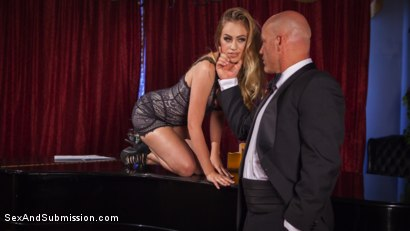 Photo number 2 from The Pianist shot for Sex And Submission on Kink.com. Featuring Lyra Law and Derrick Pierce in hardcore BDSM & Fetish porn.