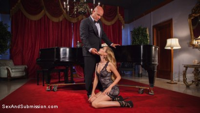 Photo number 1 from The Pianist shot for Sex And Submission on Kink.com. Featuring Lyra Law and Derrick Pierce in hardcore BDSM & Fetish porn.
