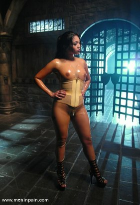Photo number 1 from Mika Tan and totaleurosex shot for Men In Pain on Kink.com. Featuring Mika Tan and totaleurosex in hardcore BDSM & Fetish porn.