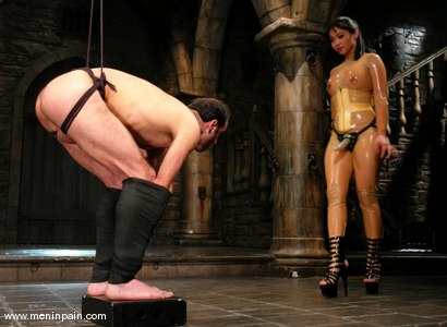 Photo number 9 from Mika Tan and totaleurosex shot for Men In Pain on Kink.com. Featuring Mika Tan and totaleurosex in hardcore BDSM & Fetish porn.