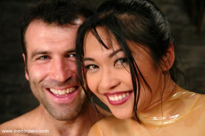 Photo number 15 from Mika Tan and totaleurosex shot for Men In Pain on Kink.com. Featuring Mika Tan and totaleurosex in hardcore BDSM & Fetish porn.