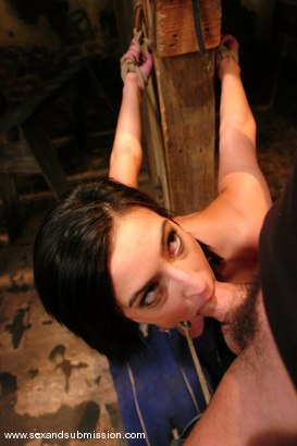 Photo number 6 from Presley Maddox shot for Sex And Submission on Kink.com. Featuring Steven St. Croix and Presley Maddox in hardcore BDSM & Fetish porn.