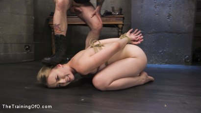 Photo number 9 from My Ass Belongs to You Sir: Slave Training of Riley Reyes shot for The Training Of O on Kink.com. Featuring Tommy Pistol and Riley Reyes in hardcore BDSM & Fetish porn.