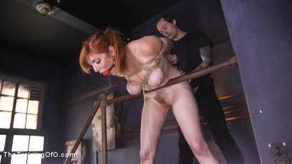 Photo number 11 from Slave Training Lauren Phillips: Your Whore, Your Cunt, Your Bitch shot for thetrainingofo on Kink.com. Featuring Owen Gray and Lauren Phillips in hardcore BDSM & Fetish porn.