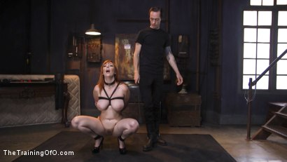 Photo number 1 from Slave Training Lauren Phillips: Your Whore, Your Cunt, Your Bitch shot for thetrainingofo on Kink.com. Featuring Owen Gray and Lauren Phillips in hardcore BDSM & Fetish porn.