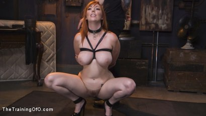 bondage slave bitch - Photo number 2 from Slave Training Lauren Phillips: Your Whore, Your Cunt,  Your
