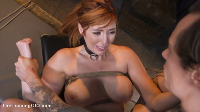 Photo number 16 from Slave Training Lauren Phillips: Your Whore, Your Cunt, Your Bitch shot for The Training Of O on Kink.com. Featuring Owen Gray and Lauren Phillips in hardcore BDSM & Fetish porn.