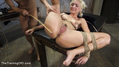 Photo number 21 from Slave Training of Eliza Jane shot for The Training Of O on Kink.com. Featuring Xander Corvus and Eliza Jane in hardcore BDSM & Fetish porn.