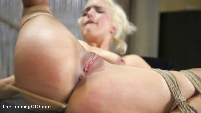 Photo number 22 from Slave Training of Eliza Jane shot for The Training Of O on Kink.com. Featuring Xander Corvus and Eliza Jane in hardcore BDSM & Fetish porn.