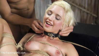 Photo number 26 from Slave Training of Eliza Jane shot for The Training Of O on Kink.com. Featuring Xander Corvus and Eliza Jane in hardcore BDSM & Fetish porn.