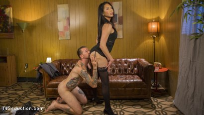 Photo number 18 from Amanda Jade's debut on TS Seduction! shot for TS Seduction on Kink.com. Featuring Will Havoc and Amanda Jade in hardcore BDSM & Fetish porn.