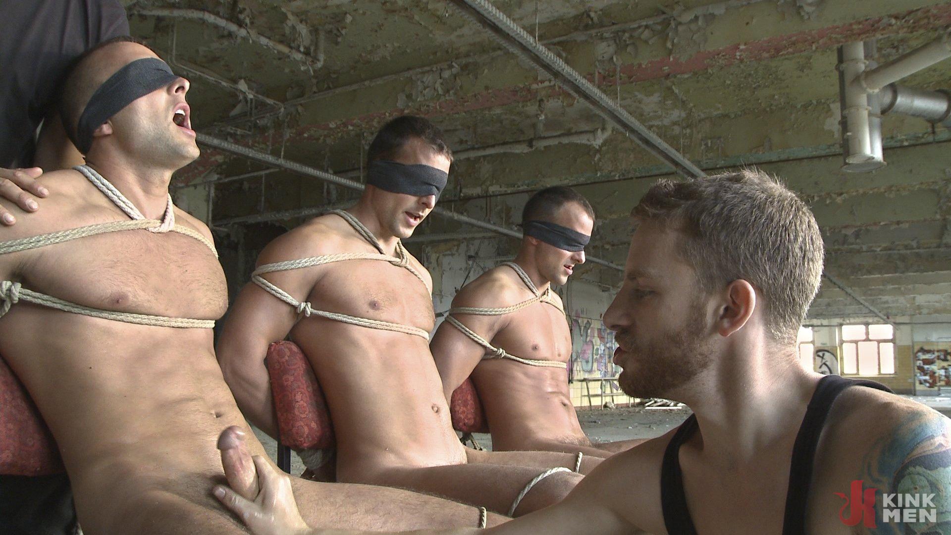 Photo number 7 from MOE Cumpilation shot for Men On Edge on Kink.com. Featuring Sebastian Keys in hardcore BDSM & Fetish porn.