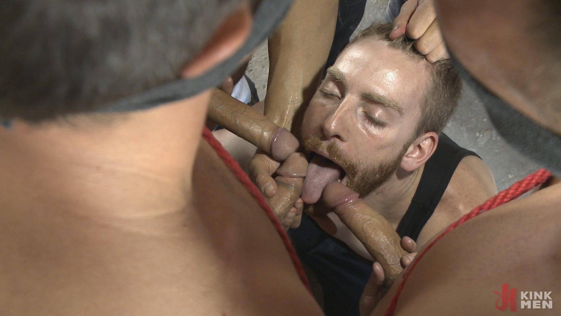 Photo number 15 from MOE Cumpilation shot for Men On Edge on Kink.com. Featuring Sebastian Keys in hardcore BDSM & Fetish porn.