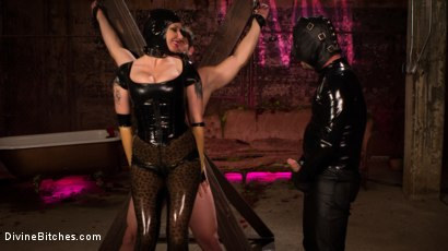 Photo number 7 from Reservation: Cuckold shot for Divine Bitches on Kink.com. Featuring Maitresse Madeline Marlowe , Rick Fantana and Tommy Pistol in hardcore BDSM & Fetish porn.