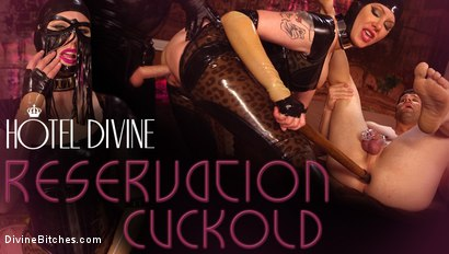 Photo number 1 from Reservation: Cuckold shot for Divine Bitches on Kink.com. Featuring Maitresse Madeline Marlowe , Rick Fantana and Tommy Pistol in hardcore BDSM & Fetish porn.
