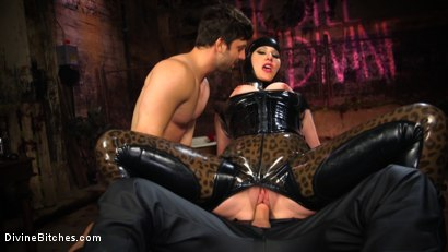 Photo number 4 from Reservation: Cuckold shot for Divine Bitches on Kink.com. Featuring Maitresse Madeline Marlowe , Rick Fantana and Tommy Pistol in hardcore BDSM & Fetish porn.