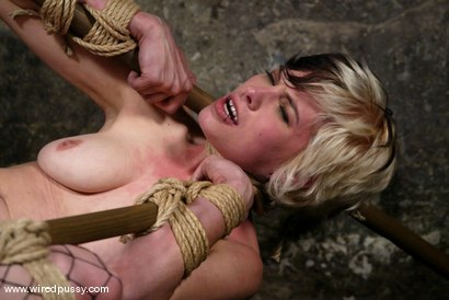 Photo number 11 from Rozen Debowe shot for Wired Pussy on Kink.com. Featuring Rozen Debowe in hardcore BDSM & Fetish porn.