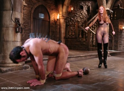 Photo number 5 from Lady Lydia McLane and totaleurosex shot for Men In Pain on Kink.com. Featuring Lady Lydia McLane and totaleurosex in hardcore BDSM & Fetish porn.