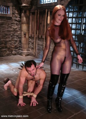 Photo number 7 from Lady Lydia McLane and totaleurosex shot for Men In Pain on Kink.com. Featuring Lady Lydia McLane and totaleurosex in hardcore BDSM & Fetish porn.
