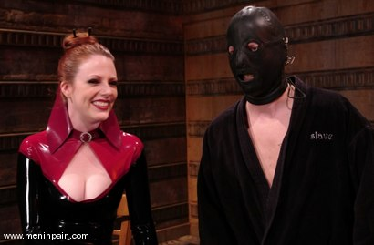 Photo number 1 from Rick Hunt and Lady Lydia McLane shot for Men In Pain on Kink.com. Featuring Lady Lydia McLane and Rick Hunt in hardcore BDSM & Fetish porn.