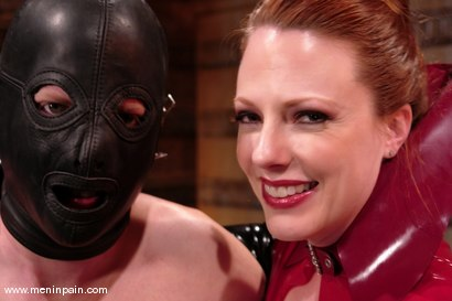 Photo number 15 from Rick Hunt and Lady Lydia McLane shot for Men In Pain on Kink.com. Featuring Lady Lydia McLane and Rick Hunt in hardcore BDSM & Fetish porn.
