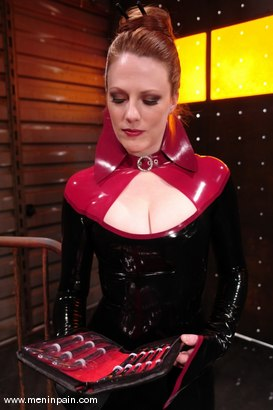 Photo number 5 from Rick Hunt and Lady Lydia McLane shot for Men In Pain on Kink.com. Featuring Lady Lydia McLane and Rick Hunt in hardcore BDSM & Fetish porn.
