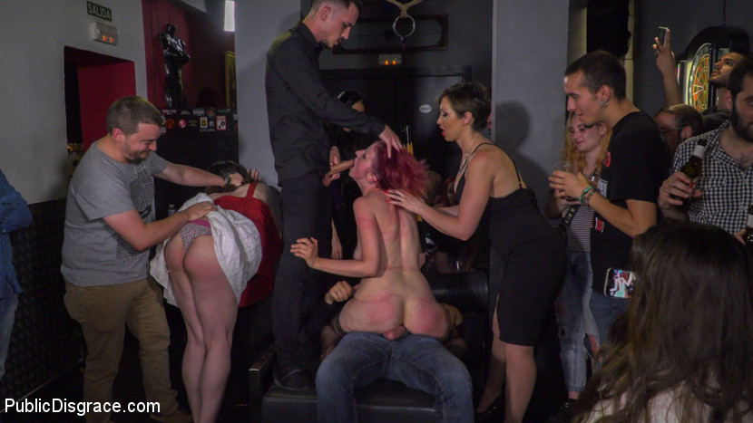 Isabella clark double ass fisted and prolapsed by hot blonde - 1 9