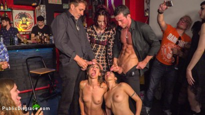 Photo number 25 from Alexa Nasha & Julia Roca - Walk of Shame shot for Public Disgrace on Kink.com. Featuring Steve Holmes, Alexa Nasha, Joel Tomas, Julia Roca and Silvia Rubi in hardcore BDSM & Fetish porn.