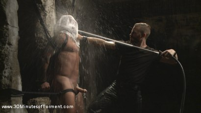 Photo number 12 from The Destruction of Max Cameron shot for 30 Minutes of Torment on Kink.com. Featuring Max Cameron in hardcore BDSM & Fetish porn.