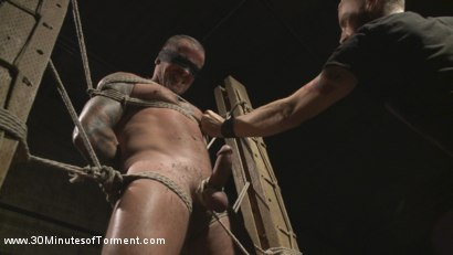 Photo number 4 from The Destruction of Max Cameron shot for 30 Minutes of Torment on Kink.com. Featuring Max Cameron in hardcore BDSM & Fetish porn.